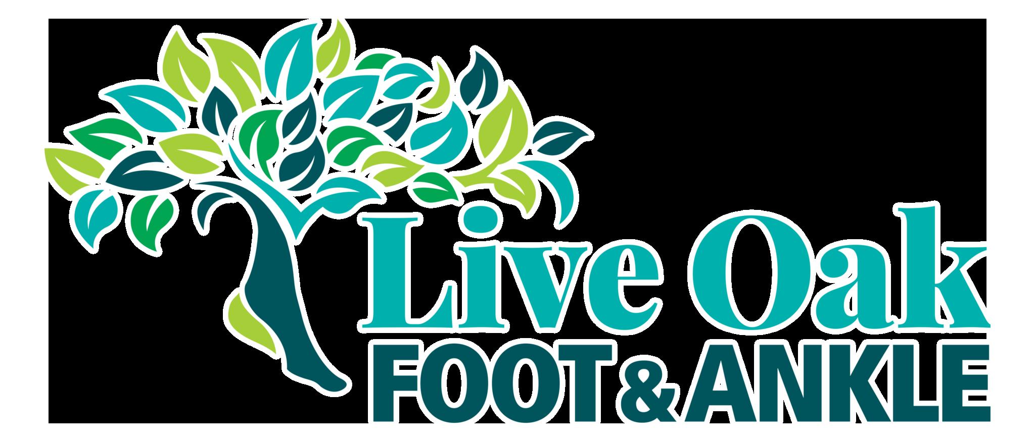 Live Oak Foot & Ankle Logo